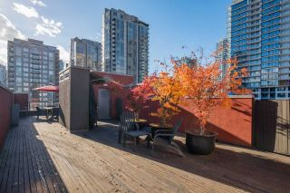 "Photo 32: 306 869 BEATTY Street in Vancouver: Downtown VW Condo for sale in ""THE HOOPER"" (Vancouver West)  : MLS®# R2551567"