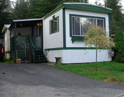 "Main Photo: 47 3295 SUNNYSIDE Road: Anmore Manufactured Home for sale in ""COUNTRYSIDE VILLAGE"" (Port Moody)  : MLS®# V781330"