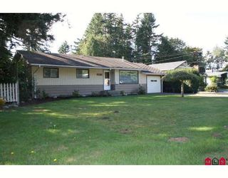 "Photo 2: 2839 WOODLAND Street in Abbotsford: Central Abbotsford House for sale in ""East Abby"" : MLS®# F2921747"