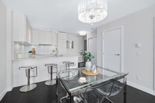 """Photo 4: 1109 668 COLUMBIA Street in New Westminster: Quay Condo for sale in """"Trapp + Holbrook"""" : MLS®# R2591740"""