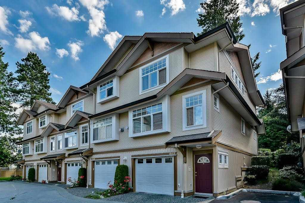 "Main Photo: 405 9580 PRINCE CHARLES Boulevard in Surrey: Queen Mary Park Surrey Townhouse for sale in ""Brittany Lane"" : MLS®# R2085578"