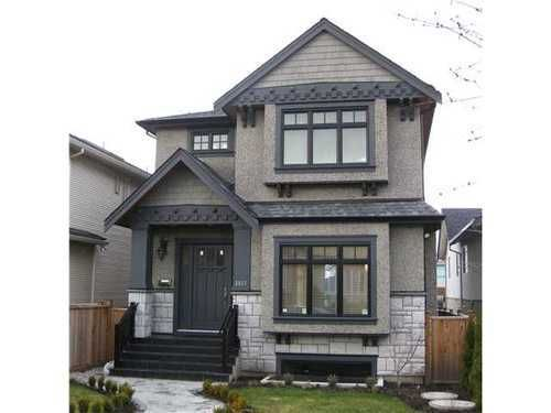Main Photo: 2823 24TH West Ave in Vancouver West: Arbutus Home for sale ()  : MLS®# V865375