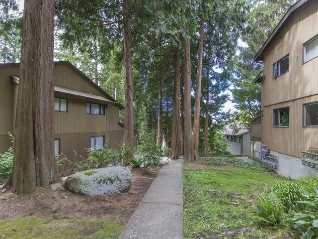 Main Photo: 8862 CENTAURUS CIRCLE in : Simon Fraser Hills Townhouse for sale (Burnaby North)  : MLS®# R2083148
