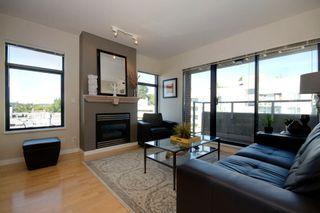 Photo 2: 502 2228 Marstrand Avenue in Solo: Home for sale