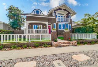Photo 1: OCEAN BEACH House for sale : 5 bedrooms : 4353 Narragansett Ave in San Diego