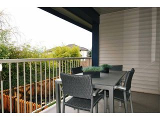 """Photo 10: 41 1268 RIVERSIDE Drive in Port Coquitlam: Riverwood Townhouse for sale in """"Somerston Lane"""" : MLS®# V995034"""