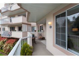 """Photo 2: 102 5375 205 Street in Langley: Langley City Condo for sale in """"GLENMONT PARK"""" : MLS®# R2053882"""