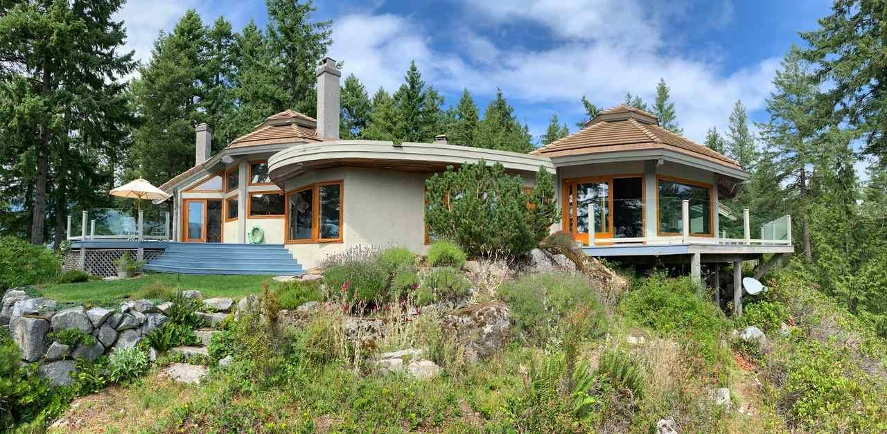 """Main Photo: 2388 GAMBIER Road: Gambier Island House for sale in """"Gambier Harbour"""" (Sunshine Coast)  : MLS®# R2392868"""