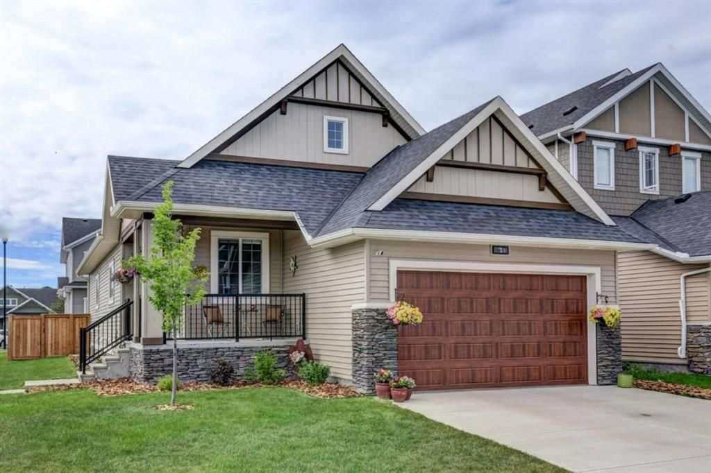 Main Photo: 2 Bayside Parade SW: Airdrie Detached for sale : MLS®# A1124364