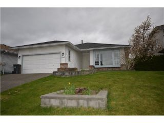 """Photo 1: 1225 KNIGHTS Court in Port Coquitlam: Citadel PQ House for sale in """"CITADEL"""" : MLS®# V999270"""