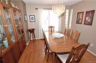 Photo 4: 48 Chadwick Crescent in Winnipeg: Canterbury Park Residential for sale (3M)  : MLS®# 1807939