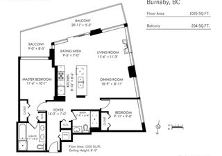 """Photo 20: 2507 2289 YUKON Crescent in Burnaby: Brentwood Park Condo for sale in """"Watercolours"""" (Burnaby North)  : MLS®# R2420435"""