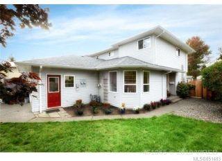 Photo 1: B 4658 Northland Pl in : CV Courtenay East Half Duplex for sale (Comox Valley)  : MLS®# 851483
