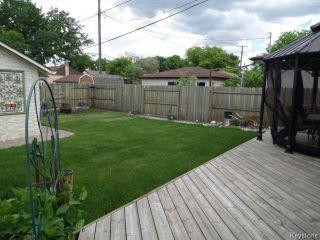 Photo 19: 451 MELBOURNE Avenue in WINNIPEG: East Kildonan Residential for sale (North East Winnipeg)  : MLS®# 1403957