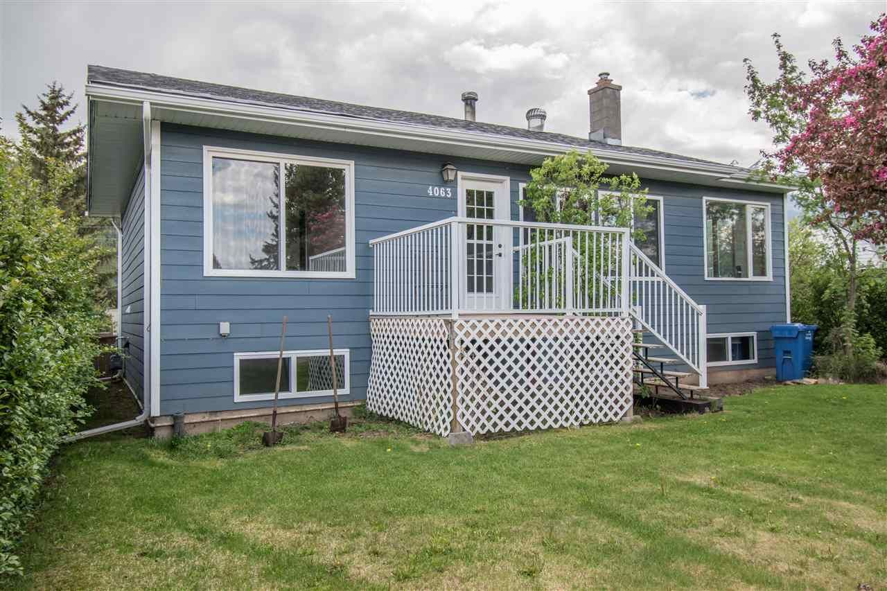 Main Photo: 4063 2ND Avenue in Smithers: Smithers - Town House for sale (Smithers And Area (Zone 54))  : MLS®# R2372613