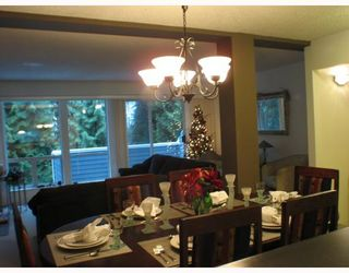 """Photo 6: 8206 FOREST GROVE Drive in Burnaby: Forest Hills BN Townhouse for sale in """"HENLEY ESTATES"""" (Burnaby North)  : MLS®# V681739"""