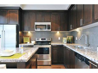 """Photo 2: 149 1460 SOUTHVIEW Street in Coquitlam: Burke Mountain Townhouse for sale in """"CEDAR CREEK"""" : MLS®# V900858"""