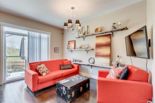 Photo 6: 4 1299 COAST MERIDIAN Road in Coquitlam: Burke Mountain Townhouse for sale : MLS®# R2156577