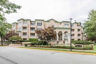 """Photo 1: 208 2995 PRINCESS Crescent in Coquitlam: Canyon Springs Condo for sale in """"Princess Gate"""" : MLS®# R2372057"""