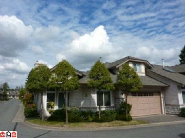 "Main Photo: 28 16325 82ND Avenue in Surrey: Fleetwood Tynehead Townhouse for sale in ""HAMPTON WOODS"" : MLS®# F1023548"
