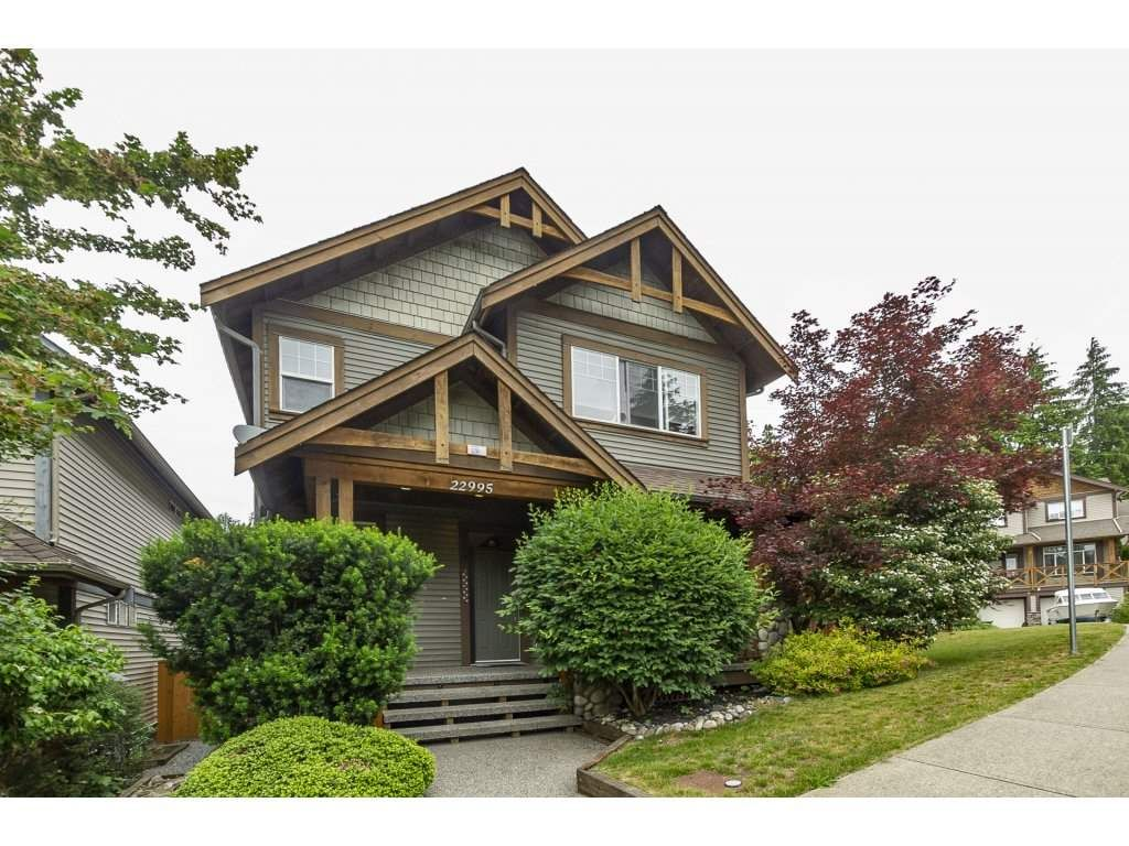 """Photo 1: Photos: 22995 139 Avenue in Maple Ridge: Silver Valley House for sale in """"SILVER RIDGE"""" : MLS®# R2277675"""