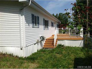 Photo 17: 515 2850 Stautw Rd in SAANICHTON: CS Hawthorne Manufactured Home for sale (Central Saanich)  : MLS®# 702862