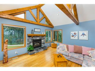 Photo 5: 14 Millarville Ridge: Rural Foothills M.D. House for sale : MLS®# C4021304