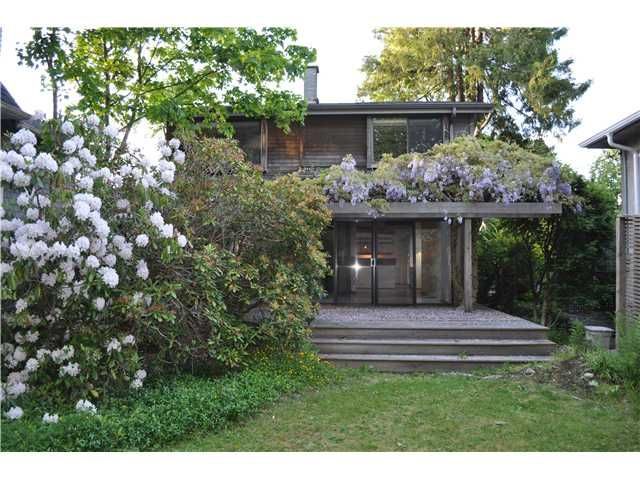 Main Photo: 2835 W 13TH Avenue in Vancouver: Kitsilano House for sale (Vancouver West)  : MLS®# V831126