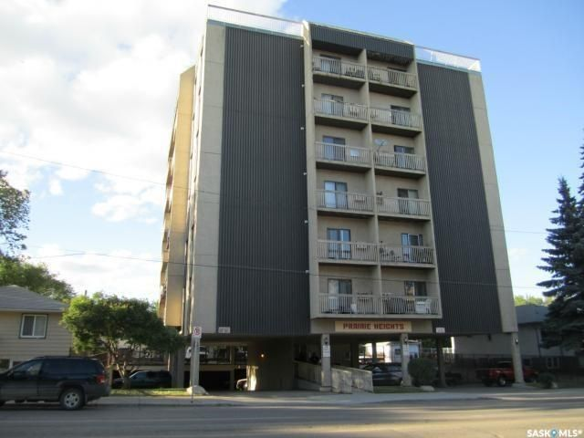 Main Photo: 503 1416 20th Street West in Saskatoon: Pleasant Hill Residential for sale : MLS®# SK839741
