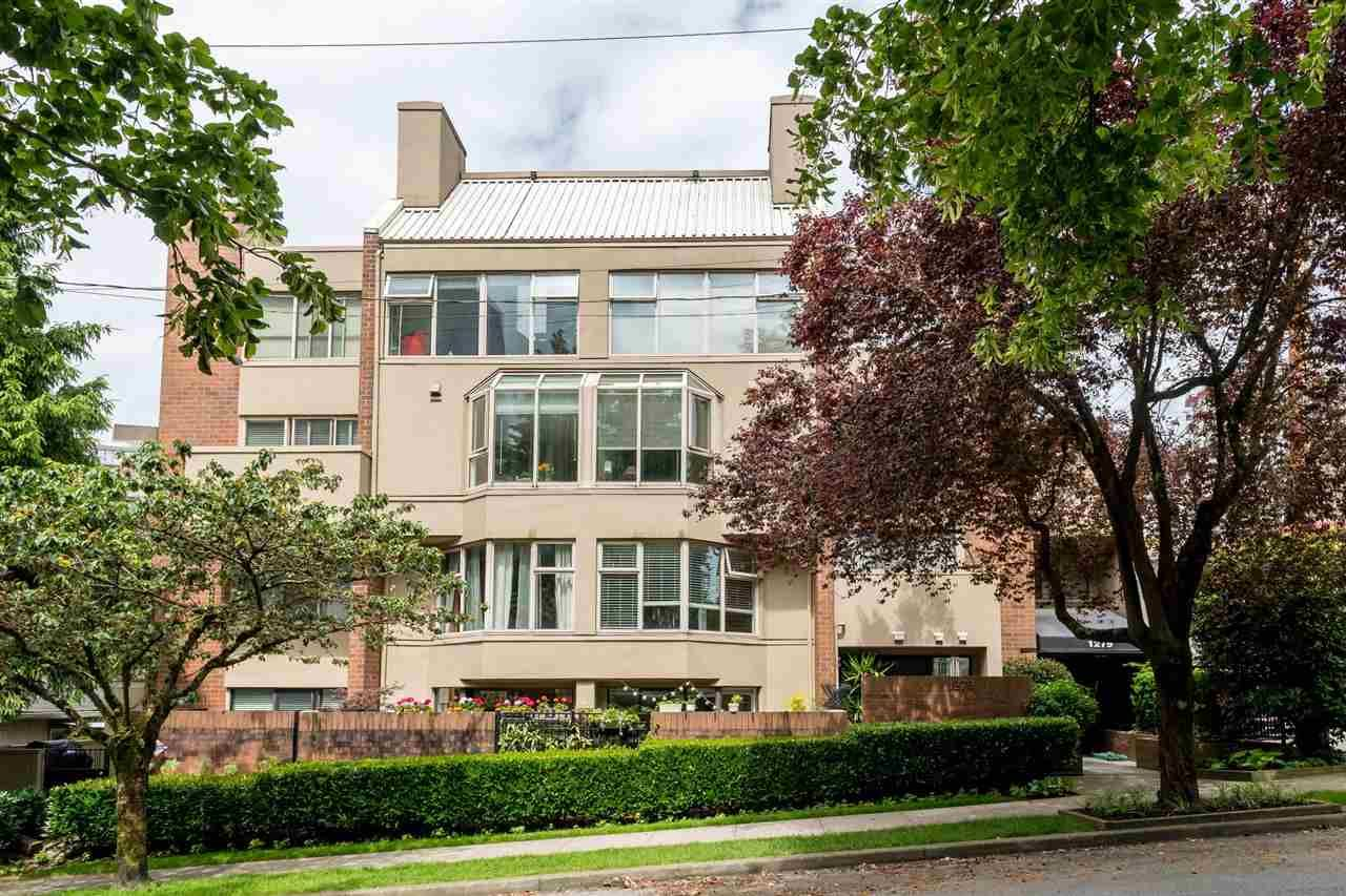 Main Photo: 304 1279 NICOLA Street in Vancouver: West End VW Condo for sale (Vancouver West)  : MLS®# R2176299
