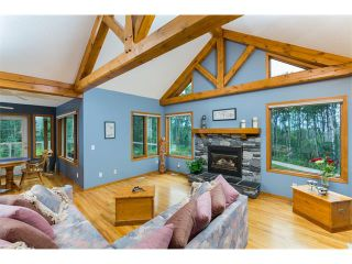 Photo 4: 14 Millarville Ridge: Rural Foothills M.D. House for sale : MLS®# C4021304