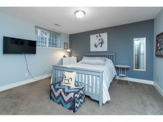 """Photo 15: 87 4001 OLD CLAYBURN Road in Abbotsford: Abbotsford East Townhouse for sale in """"Cedar Springs"""" : MLS®# R2419759"""