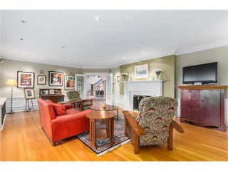 "Photo 4: 5055 CONNAUGHT Drive in Vancouver: Shaughnessy House for sale in ""Shaughnessy"" (Vancouver West)  : MLS®# V1103833"