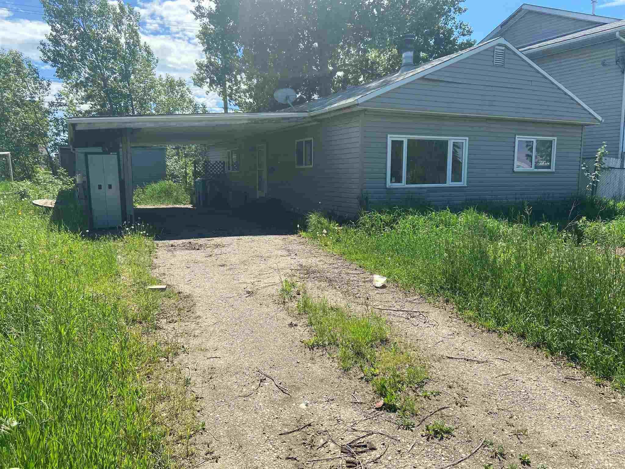 Main Photo: 11115 101 Avenue in Fort St. John: Fort St. John - City NW House for sale (Fort St. John (Zone 60))  : MLS®# R2534837