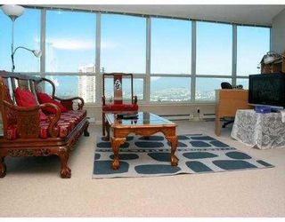 """Photo 2: 1806 6088 WILLINGDON Avenue in Burnaby: Metrotown Condo for sale in """"RESIDENCY AT THE CRYSTAL"""" (Burnaby South)  : MLS®# V636675"""