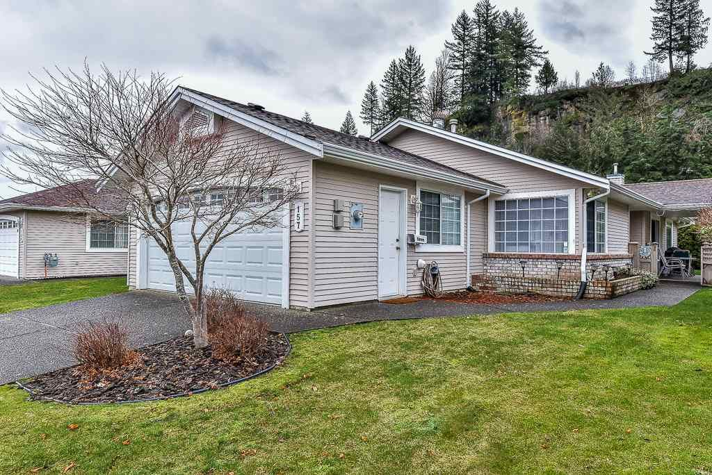 "Main Photo: 157 6001 PROMONTORY Road in Chilliwack: Vedder S Watson-Promontory House for sale in ""PROMONTORY LAKE ESTATES"" (Sardis)  : MLS®# R2237827"