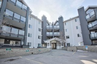 Main Photo: 414 30 Sierra Morena Mews SW in Calgary: Signal Hill Apartment for sale : MLS®# A1092407