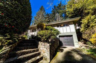 Photo 1: 6427 NELSON Avenue in West Vancouver: Horseshoe Bay WV House for sale : MLS®# R2585769
