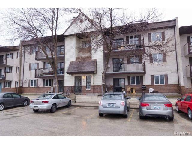 Main Photo: 1044 Bairdmore Boulevard in WINNIPEG: Fort Garry / Whyte Ridge / St Norbert Condominium for sale (South Winnipeg)  : MLS®# 1408638