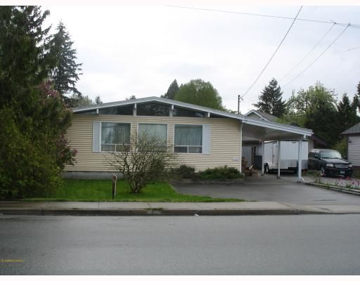 Main Photo: 11360 MAPLE in Maple_Ridge: Southwest Maple Ridge House for sale (Maple Ridge)  : MLS®# V706008