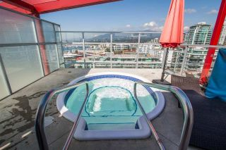 """Photo 2: 1105 199 VICTORY SHIP Way in North Vancouver: Lower Lonsdale Condo for sale in """"TROPHY AT THE PIER"""" : MLS®# R2325981"""