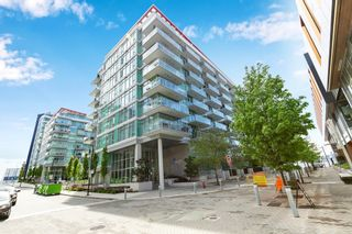 """Photo 4: 311 175 VICTORY SHIP Way in North Vancouver: Lower Lonsdale Condo for sale in """"CASCADE AT THE PIER"""" : MLS®# R2599674"""