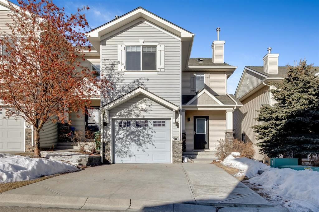 Main Photo: 280 371 Marina Drive: Chestermere Row/Townhouse for sale : MLS®# A1062858