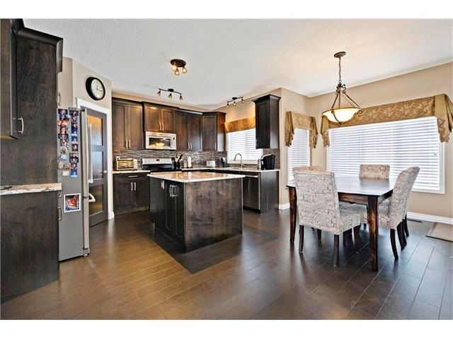 Photo 11: Photos: 186 THORNLEIGH Close SE: Airdrie House for sale : MLS®# C4054671