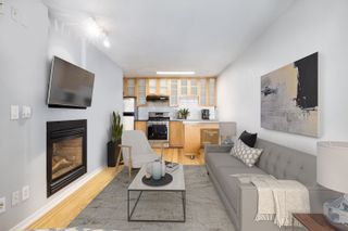 """Photo 1: 2105 969 RICHARDS Street in Vancouver: Downtown VW Condo for sale in """"Mondrian II"""" (Vancouver West)  : MLS®# R2603346"""