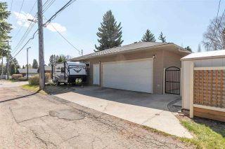 Photo 38: 14016 85 Avenue in Edmonton: Zone 10 House for sale : MLS®# E4265500