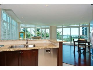 "Photo 4: 801 14824 NORTH BLUFF Road: White Rock Condo for sale in ""Belaire"" (South Surrey White Rock)  : MLS®# F1446029"
