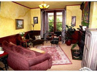 Photo 2: 35 San Jose Avenue in : Vi James Bay House for sale (Victoria)  : MLS®# 286940