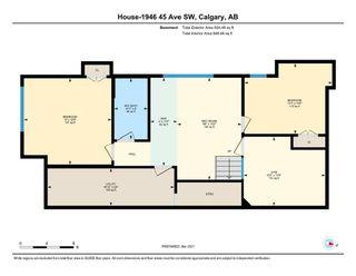 Photo 49: 1946 45 Avenue SW in Calgary: Altadore Semi Detached for sale : MLS®# A1077101