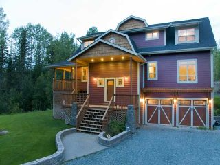 """Photo 1: 1805 SHARELENE Drive in Prince George: Miworth House for sale in """"MIWORTH"""" (PG Rural West (Zone 77))  : MLS®# N203818"""